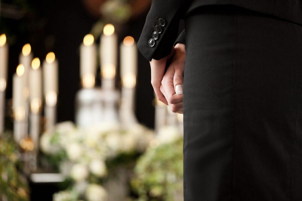 permesso per lutto